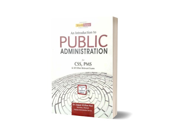 An Introduction To Public Administration By Dr Liaquat Ali Khan Niazi-JWT