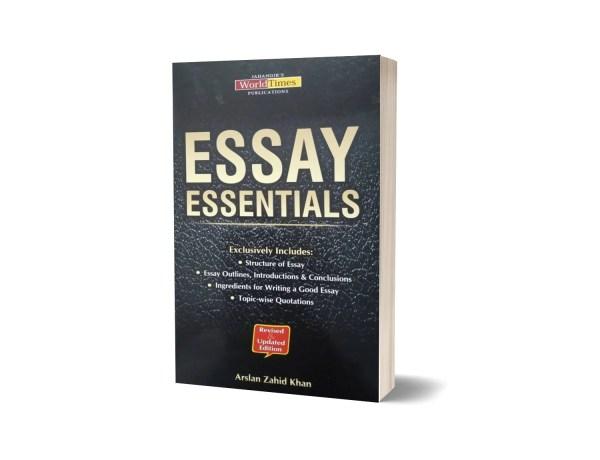 Essay Essentials By Jahangir world times publications