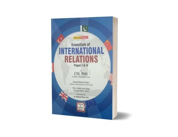 International Relations By Kanwal Batool Naqvi & Zahid Aziz JWT