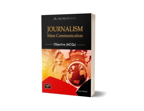 Objective (MCQs) Journalism & Mass Communications By HSM Publishers