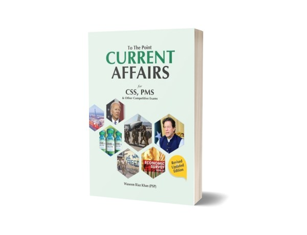 To The Point Current Affairs By Waseem Riaz Khan JWT 2021