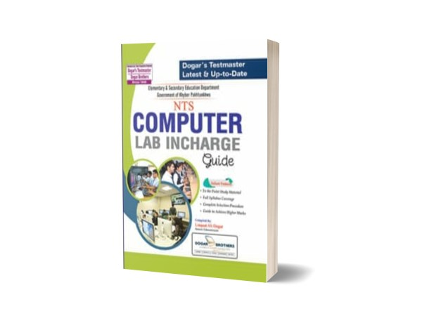 Computer Lab Incharge Guide – NTS By Dogar Brothers