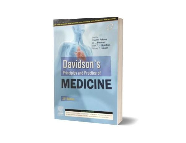 Davidsons Principles And Practice Of Medicine By Stuart H. Ralston