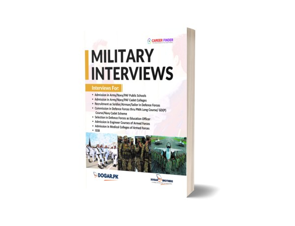 Military Interviews Guide By Dogar Brothers