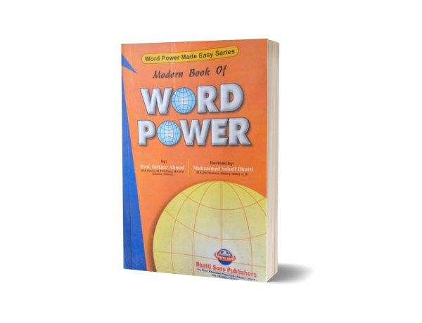 Modern Book Of Word Power By Muhammad Sohail Bhatti