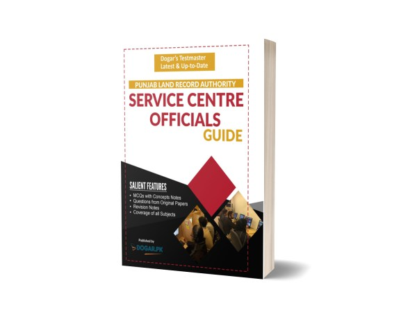 Service Centre Official (SCO) Guide By Dogar Brothers