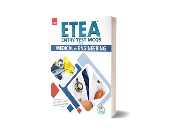 ETEA Entry Test MCQs for Medical and Engineering