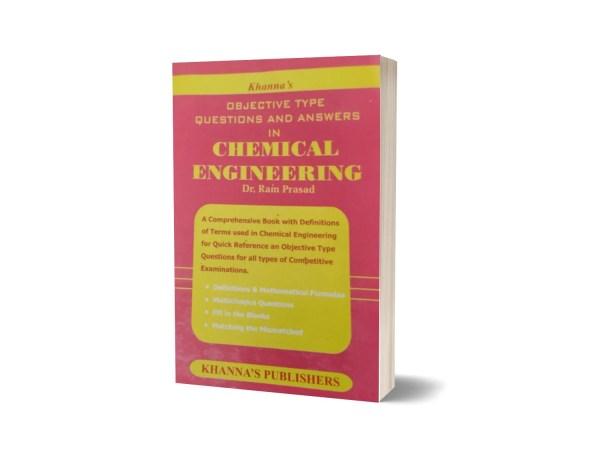 Chemical Engineering By Dr. Rain Prasad