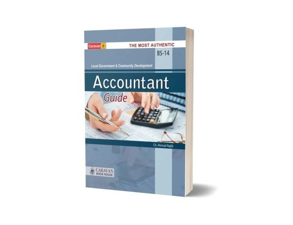 Accountant Guide for BS-14 By Ch. Ahmad Najib – Caravan Book House