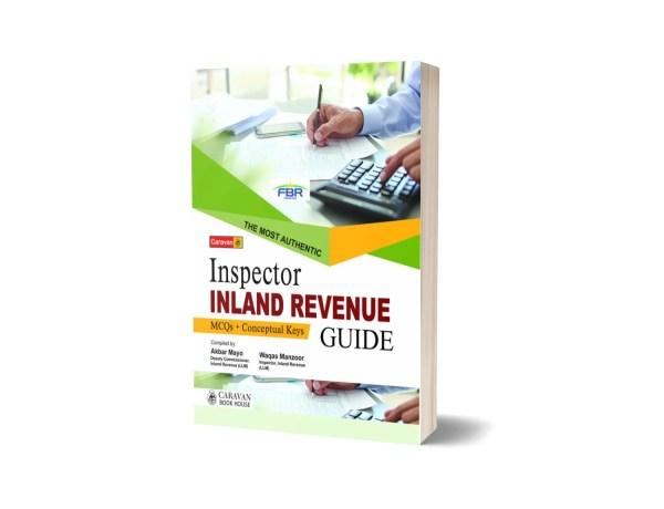 Inspector Inland Revenue Guide – Caravan Book House