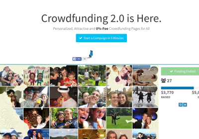 coverrme crowdfunding