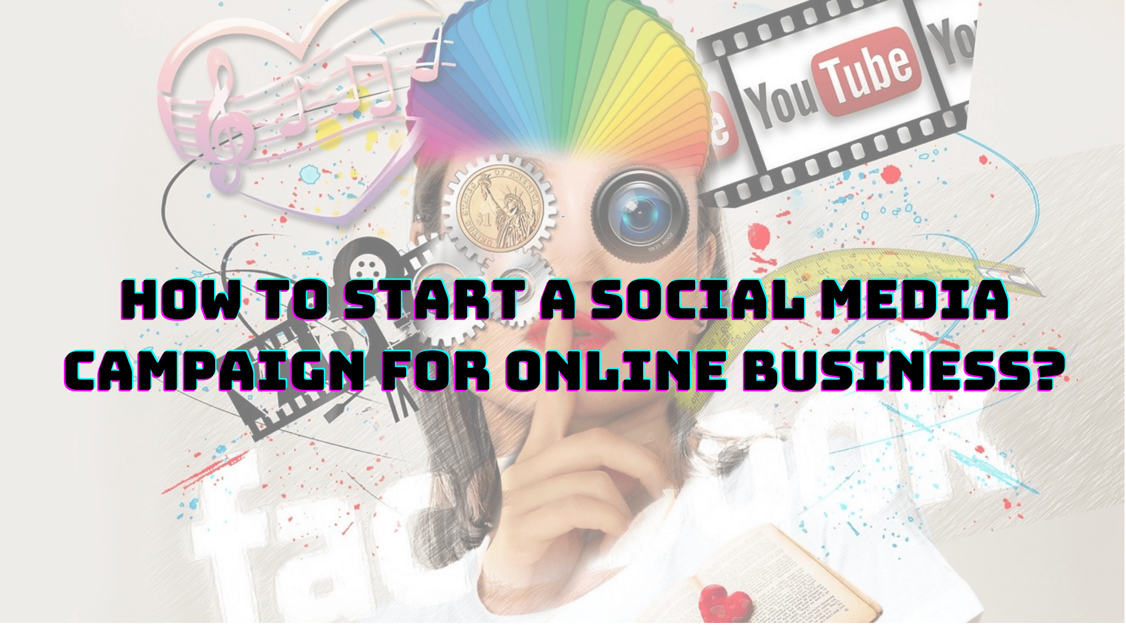 Social Media Campaign for Online Business