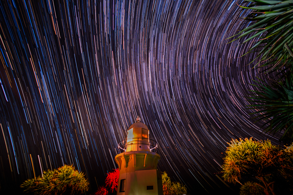 STAR TRAIL PHOTOGRAPHY