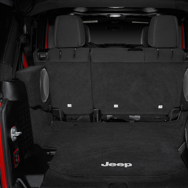 JL Audio SB J WRUP10TW1BK Stealthbox For 2007 Up Jeep