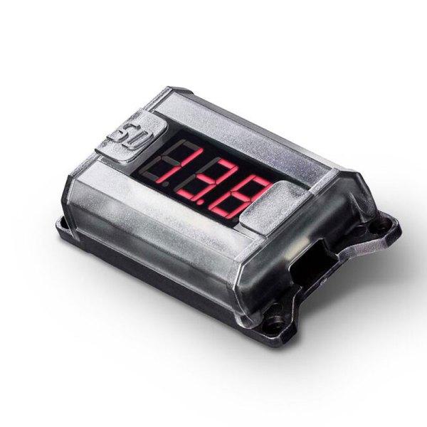 Soundigital Voltmeter VM-1 at Onlinecarstereo.com