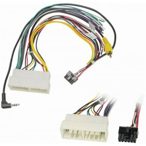 Metra Electronics 707306 Wire Harness for Connection to an Aftermarket Stereo Receiver to