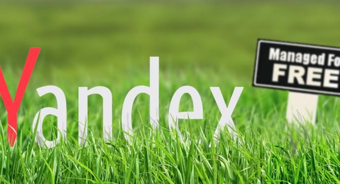 Yandex.com Sign Up