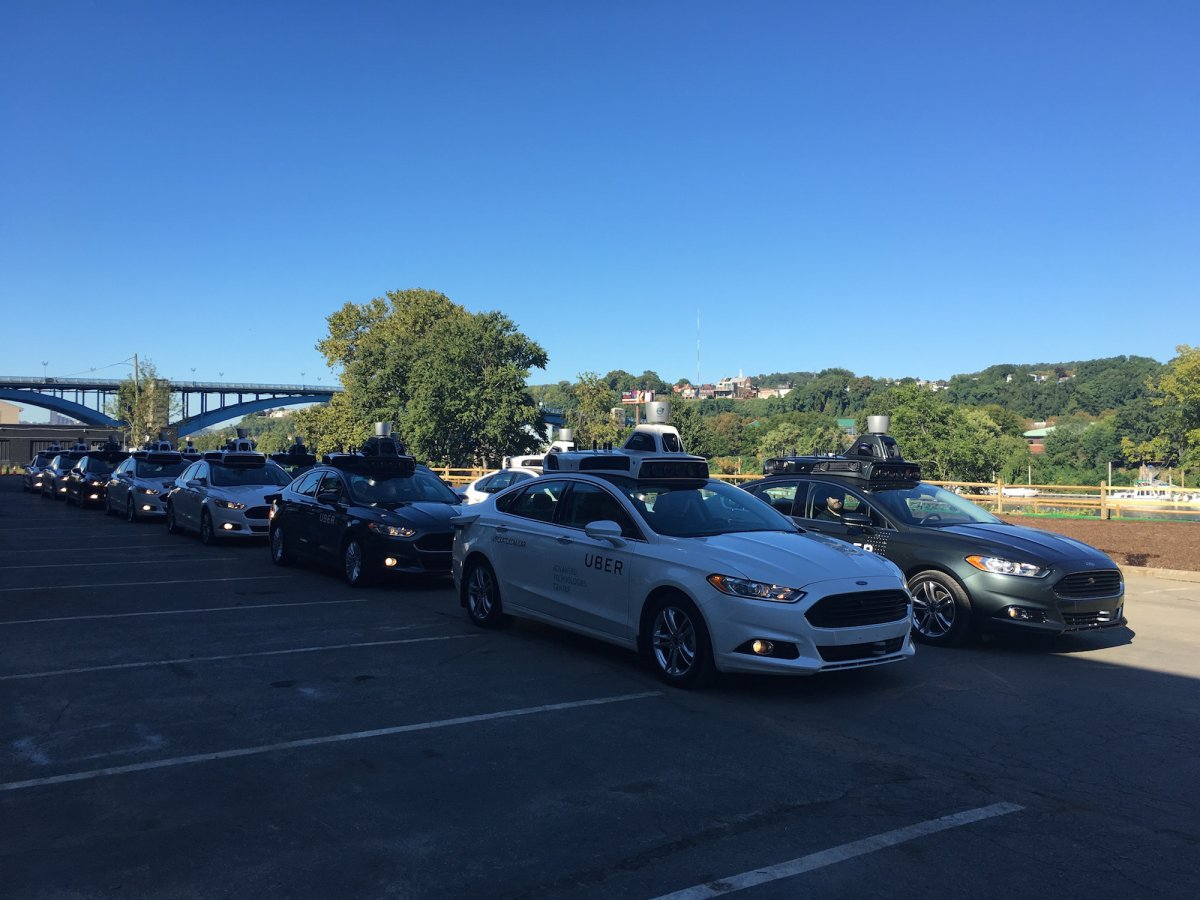 uber-self-driving cars
