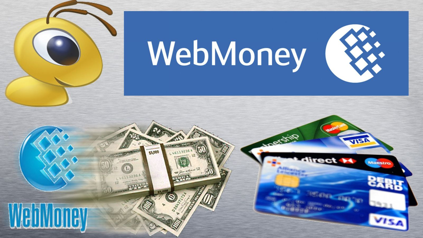 What is Webmoney ? | What is Webmoney Purse ? | How To ...