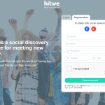Hitwe Account Sign Up – www.Hitwe.com Registration | Hitwe Delete Account