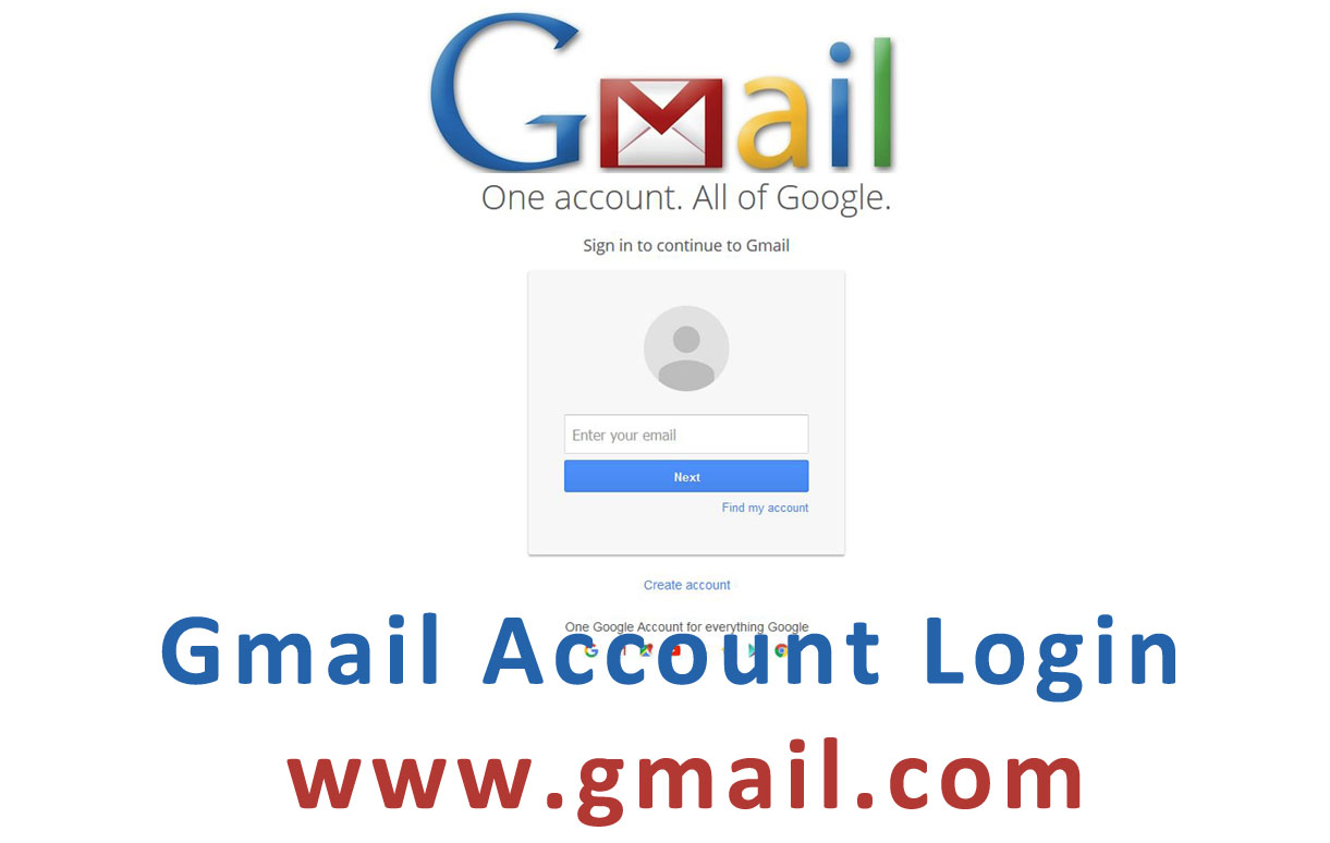 Gmail om login