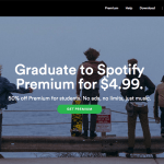 How To Get Student Discount on Spotify – How Much is Spotify For Students