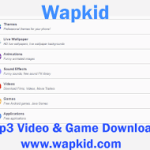 Steps To Download Free Mp3 Music From Wapkid.com