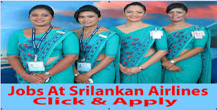 SriLankan airlines jobs