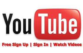 YouTube sign up