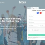Step To Create HitWe Account | HitWe Account Sign Up