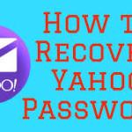 Yahoo mail Password Recovery | How To Reset Yahoo Mail Password