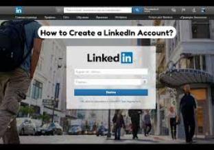 LinkedIn sign up
