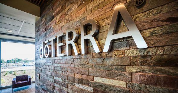 doTerra account