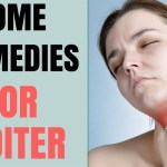 Natural Remedy To Goiter | How To Treat Goiter Naturally