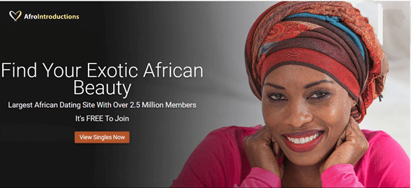 AfroIntroductions sign up