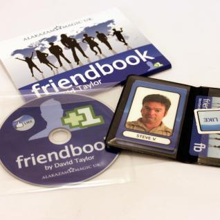 Friendbook account