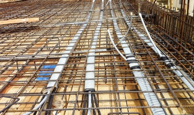 Post Tensioning Construction