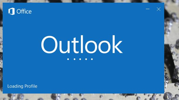 Outlook is not opening