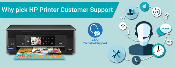 hp support printer