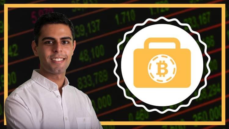 Udemy Bitcoin Courses - Ravinder Deol