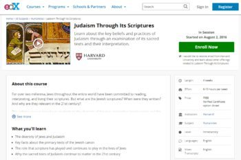judiasm_course