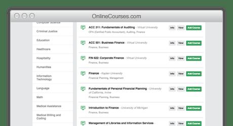 Astronomy online classes