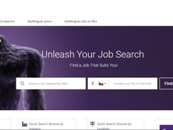 Permalink to: Monster: don't search for job-find the right fit!