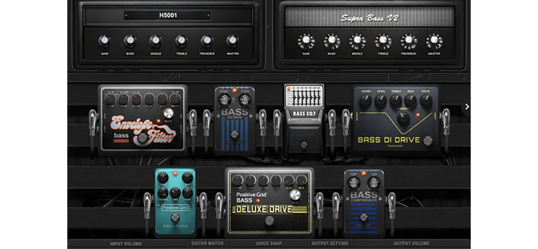 Bass Expansion Pack