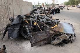 Car bombing attack killed dozens in Iraq