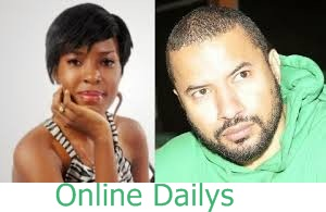 Linda Ikeji and Mr Aye Dee