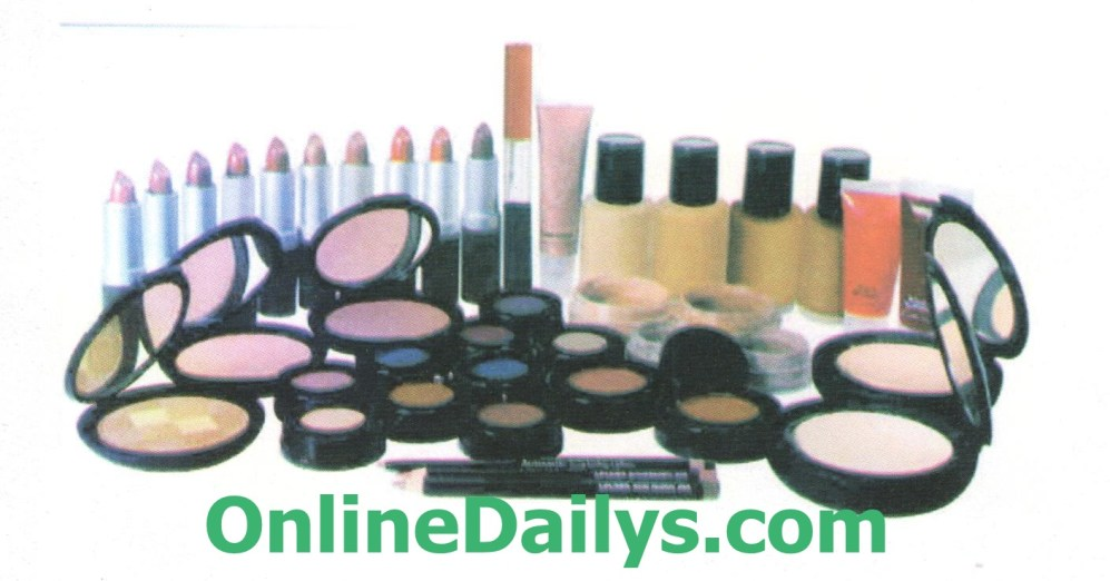 Tools And Materials Used In Makeup Artistry