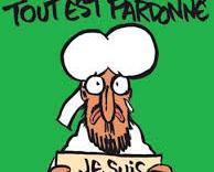 Charlie Hebdo magazine cover page