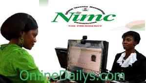 NIMC registration