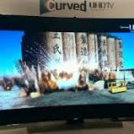 """Samsung launch new """"Samsung Curved UHD TV """""""